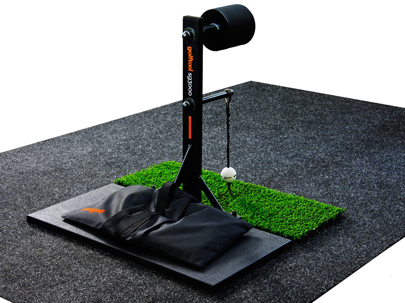 GOLFTOOL sg3000 with Carpet mat (US, Canada and Europe only)